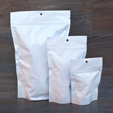 UltraWhite Barrier Bags