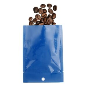 Tamper Evident Pouches Configuration