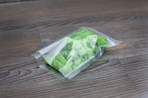 DuraClear PET/PEs Clear Flexible Barrier Material - Pouch Worth