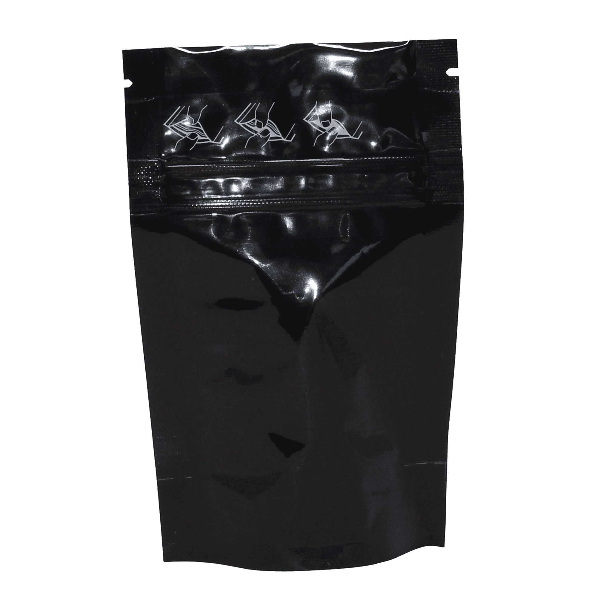 Balck Eight OZ Front