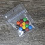 3.5×4.5 DuraClear Lay Flat Bag