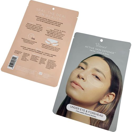 Custom Facial Mask Packaging custom face mask mask sheet