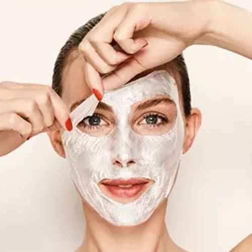 Custom Facial Mask Packaging PEEL-OFF MASKS custom face mask mask sheet