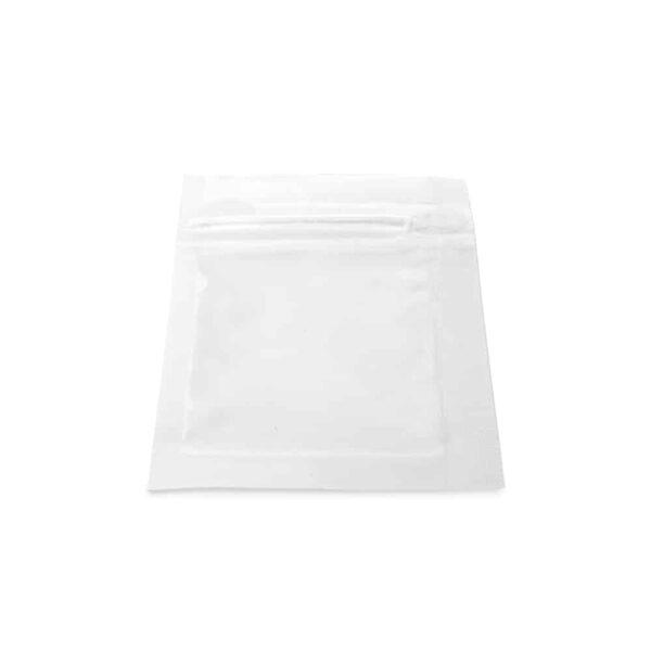 Clear Mylar Bags Flat Food Pouch