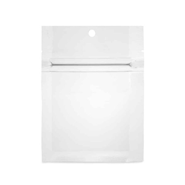 Clear Mylar Bags Flat Food Pouch