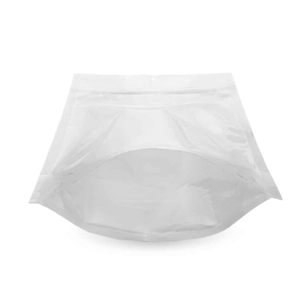 Clear Mylar Bags Stand Up Food Pouch