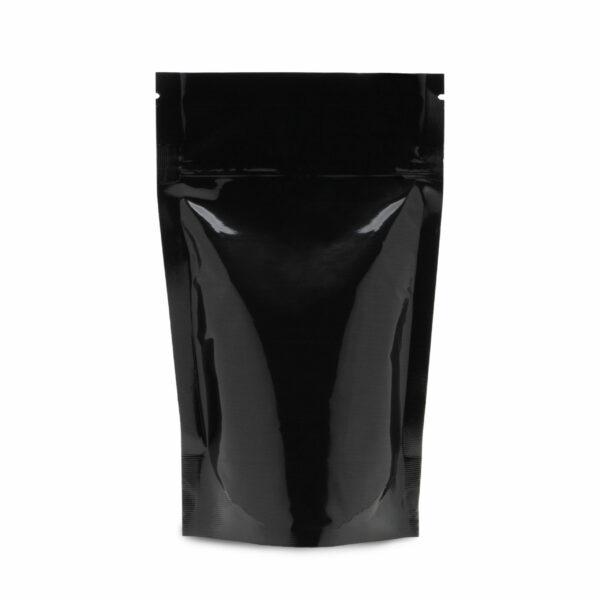 SuperBlack Child Resistant 5×8×2.5 (1/2 oz) – 100 Pack