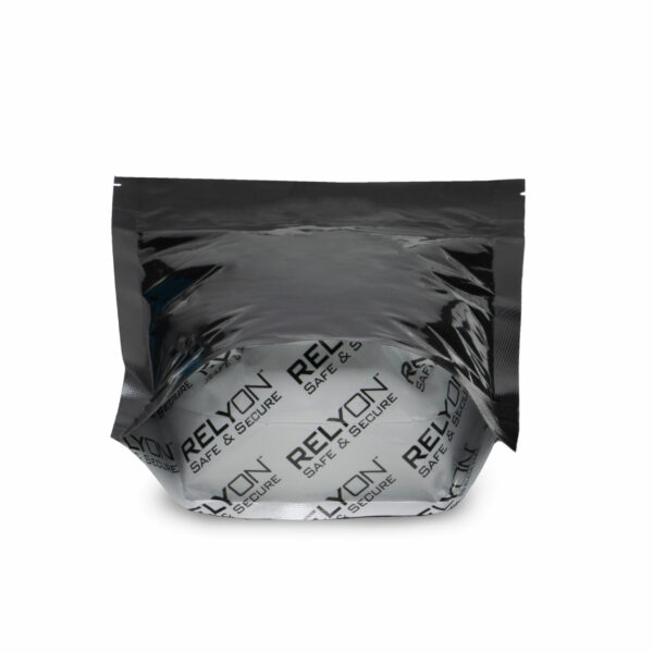 SuperBlack Child Resistant 6×10×2.5 (1 oz) – 100 Pack