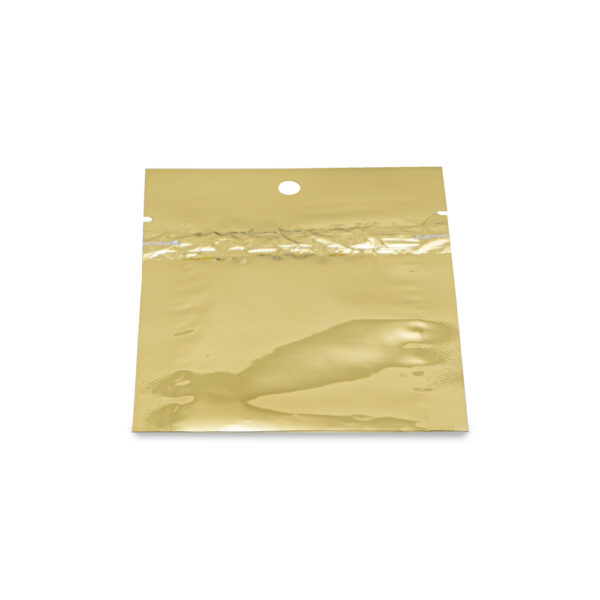 UpTown Funk 3.5×4.5 – 100 Pack Gold 3 Seal Pouch Food Bags