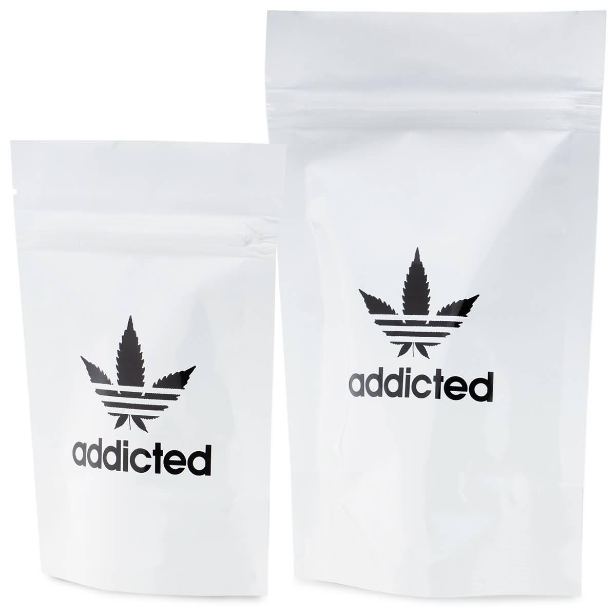 Custom Weed Packaging Addicted