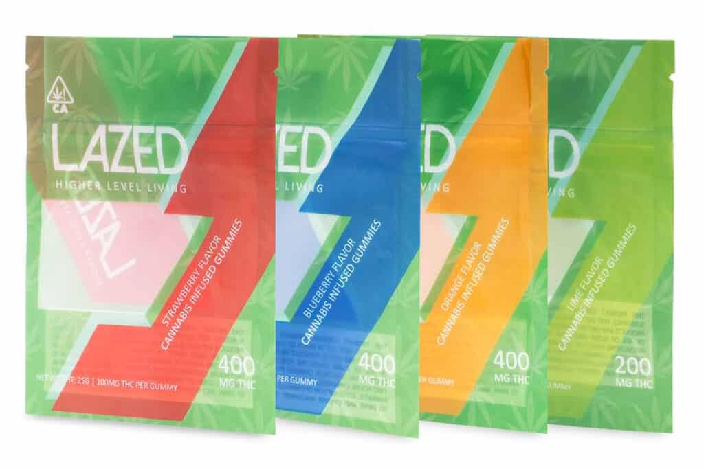 Custom Weed Packaging Lazed